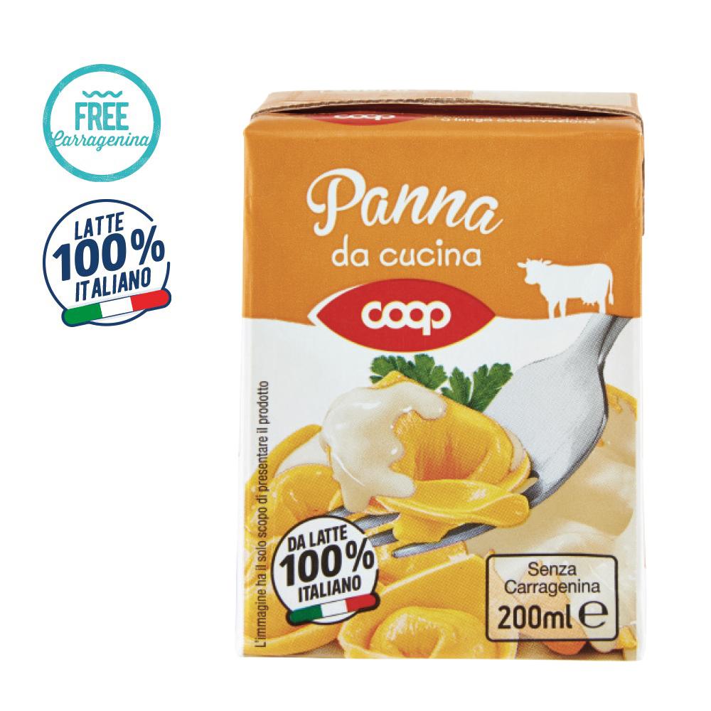 PANNA DA CUCINA COOP