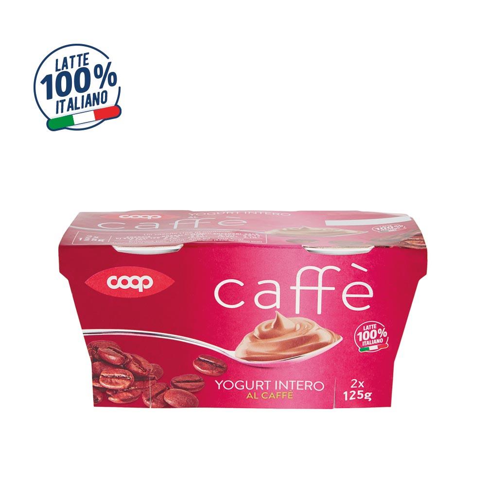YOGURT INTERO AL CAFFÈ COOP